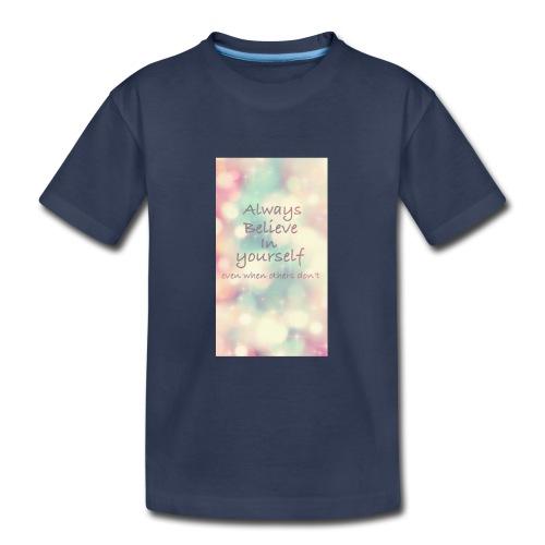 No words - Kids' Premium T-Shirt