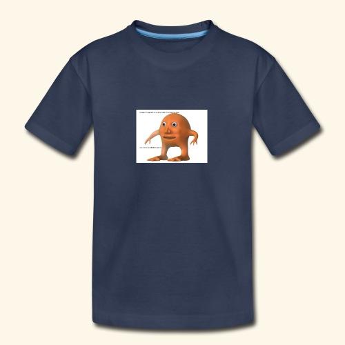 mr orange - Kids' Premium T-Shirt