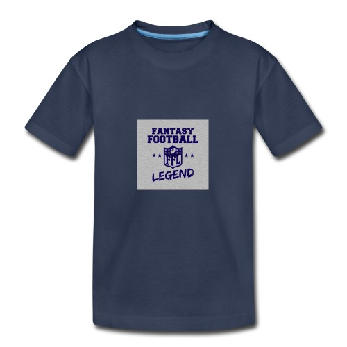 Fantasty Football Legend - Kids' Premium T-Shirt