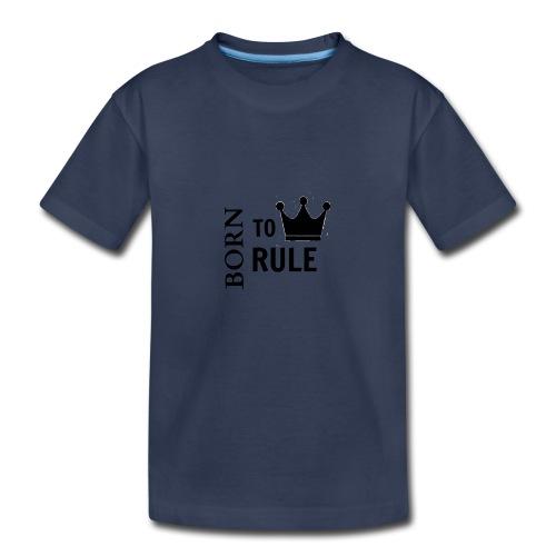 crown image 10 - Kids' Premium T-Shirt