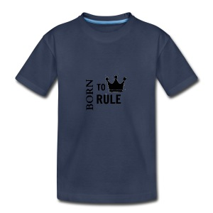 crown image 10 - Kids' Premium T-Shirt