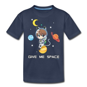 Give me space - Kids' Premium T-Shirt