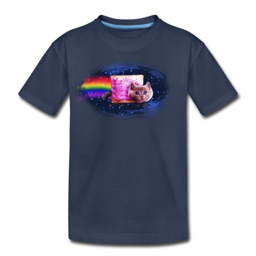 Space Cat - Kids' Premium T-Shirt