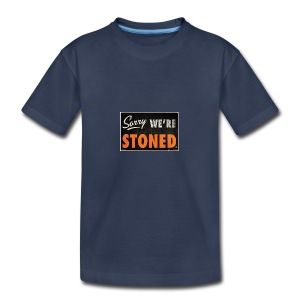 Sorry - Kids' Premium T-Shirt