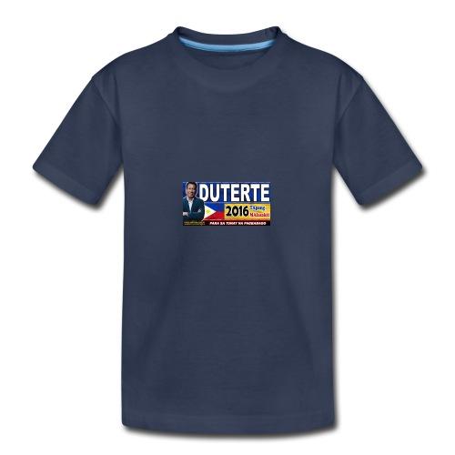 Duterte Icon - Kids' Premium T-Shirt