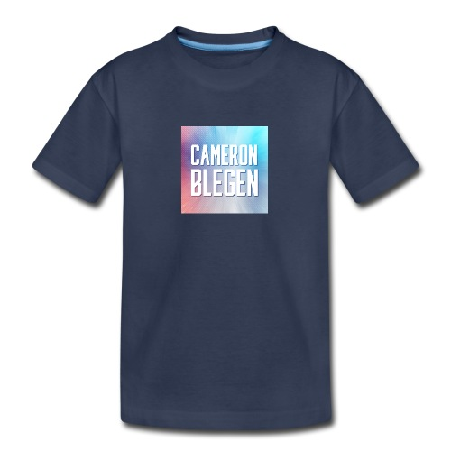 CAMERON BLEGEN OFFICIAL - Kids' Premium T-Shirt