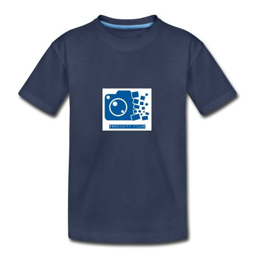 Proximity Films official logo - Kids' Premium T-Shirt