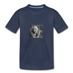 Albert Einstein - T-shirt premium pour ados