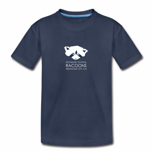 white transp - Kids' Premium T-Shirt