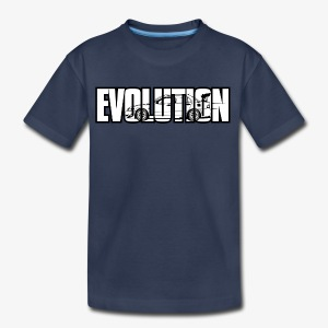 Evolution Lanc! - Kids' Premium T-Shirt