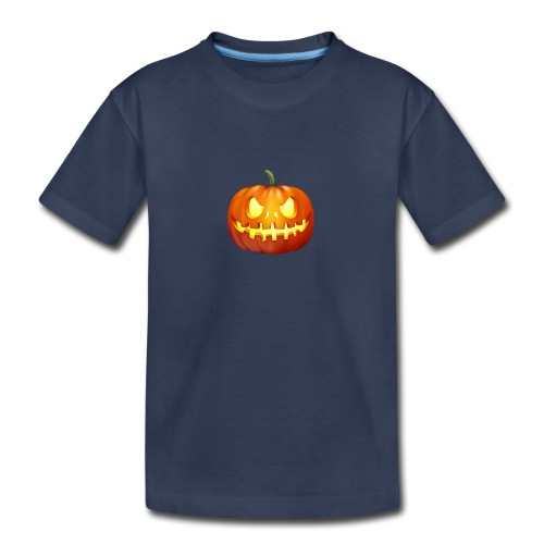 halloween-pumpkin - Kids' Premium T-Shirt