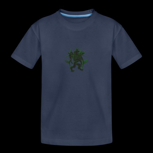 The AfrLoy logo - Kids' Premium T-Shirt
