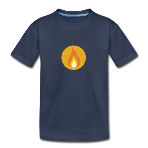 Flame (For cases and Cups) - Kids' Premium T-Shirt
