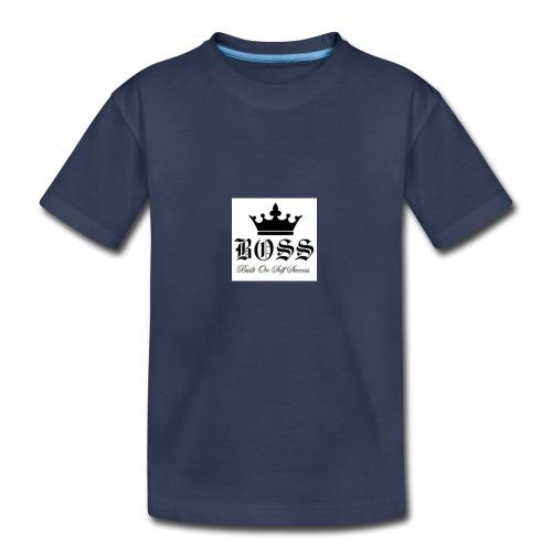 Boss t-shirt - Kids' Premium T-Shirt