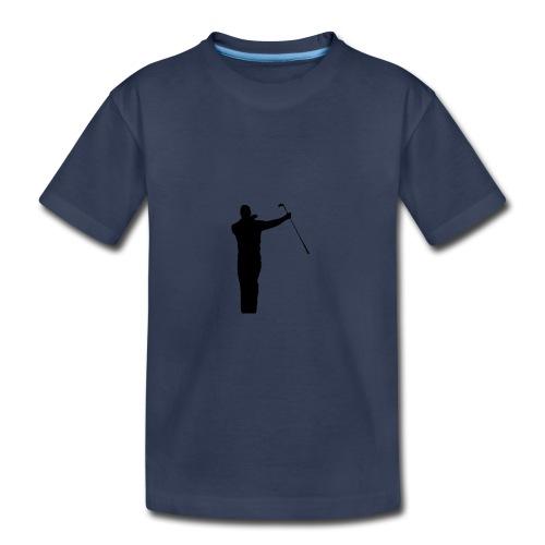 Legendary walk off now on your phone - Kids' Premium T-Shirt