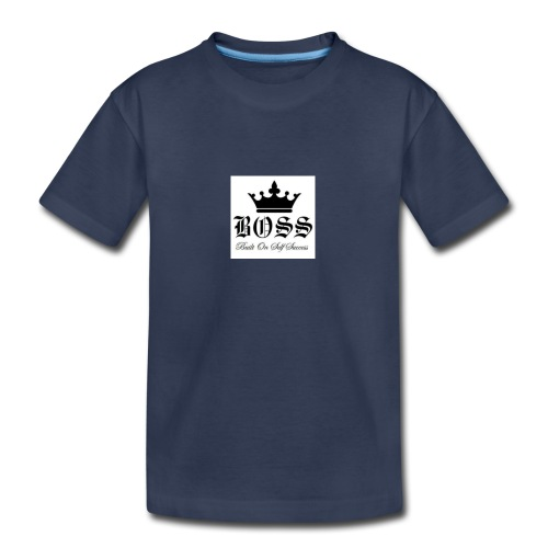 Boss t-shirt - Kids' Premium T-Shirt
