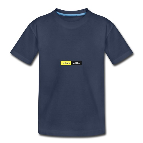 urban settler - Kids' Premium T-Shirt