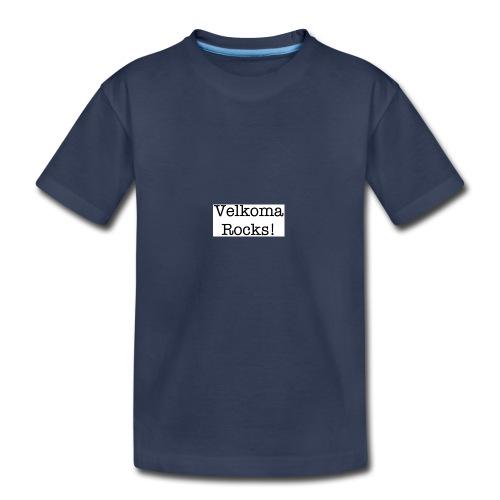 Velkoma Rocks! - Kids' Premium T-Shirt