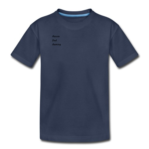 Basic AussieDadGaming - Kids' Premium T-Shirt