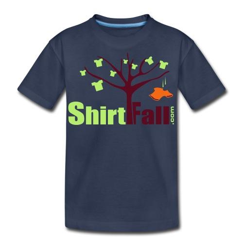ShirtFall Logo - Kids' Premium T-Shirt
