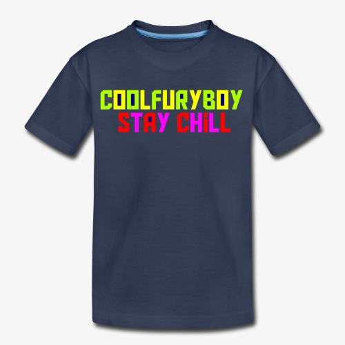 CoolFuryBoy - Kids' Premium T-Shirt