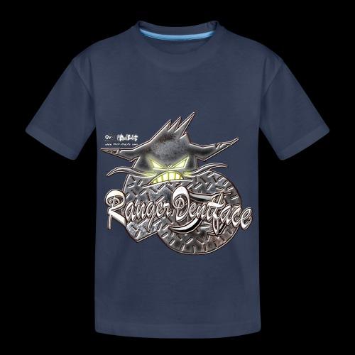 Ranger Dentface Logo - Kids' Premium T-Shirt