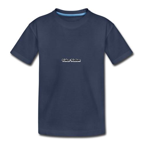 vn_blk - Kids' Premium T-Shirt