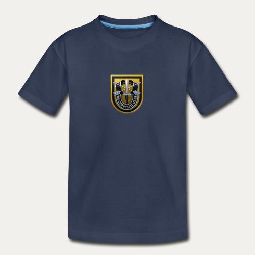 1st Special Forces MilSim Logo - Kids' Premium T-Shirt