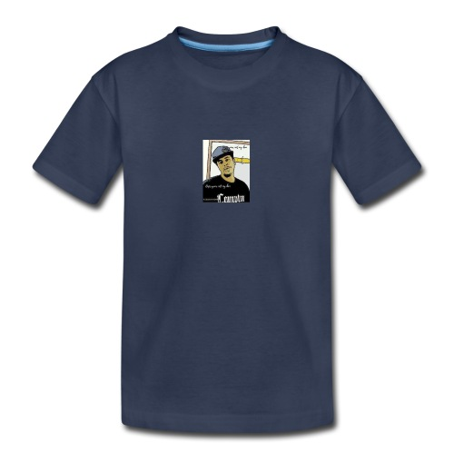 Kski oops your not y hun - Kids' Premium T-Shirt
