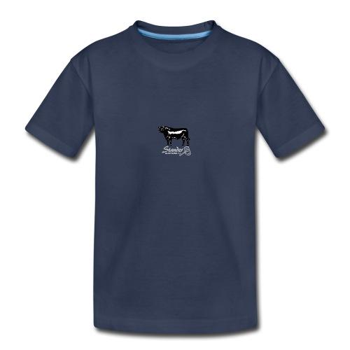 Leader of the Herd - Kids' Premium T-Shirt
