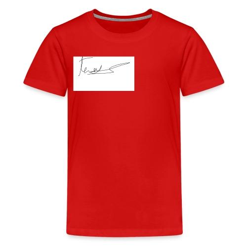 autograph - Kids' Premium T-Shirt