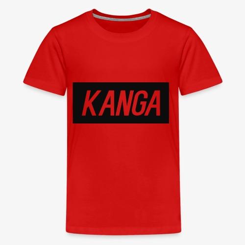 Kanga Designs - Kids' Premium T-Shirt