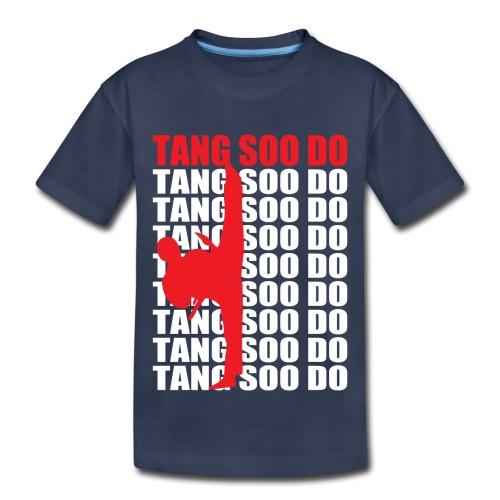 Tang Soo Do - Kids' Premium T-Shirt