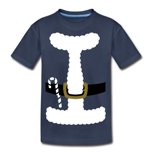 SANTA CLAUS SUIT - Men's Polo Shirt - Kids' Premium T-Shirt