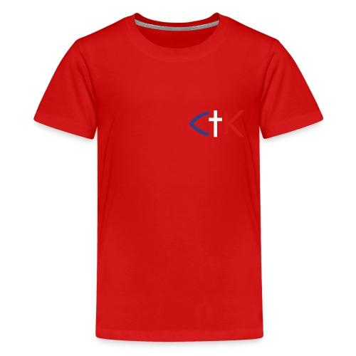 ctkfishsvg - Kids' Premium T-Shirt