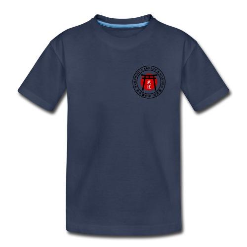 Logo Senshindo Semi Transparent 2017 png - Kids' Premium T-Shirt