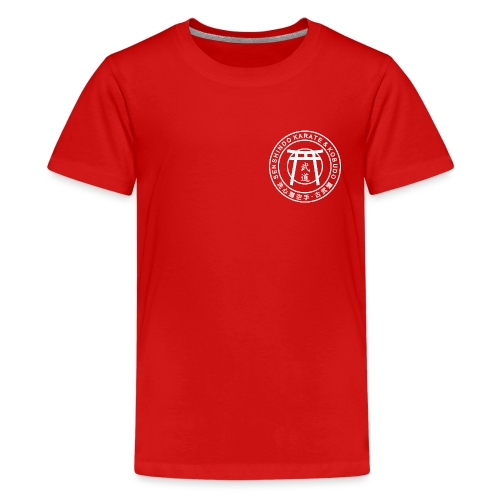 Logo Senshindo Transparent Watermark 2017 png - Kids' Premium T-Shirt