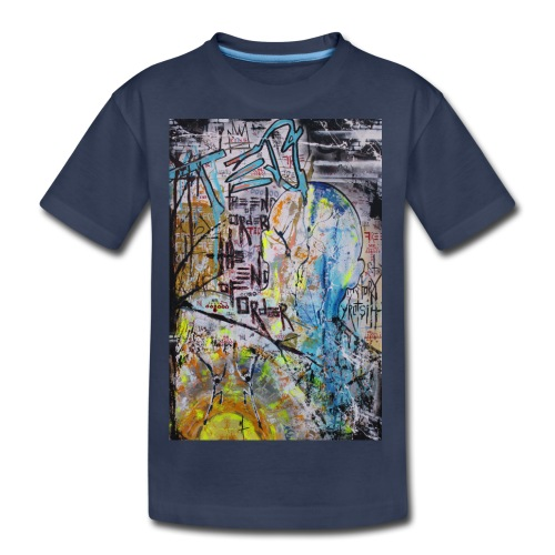 The End of Order - Kids' Premium T-Shirt