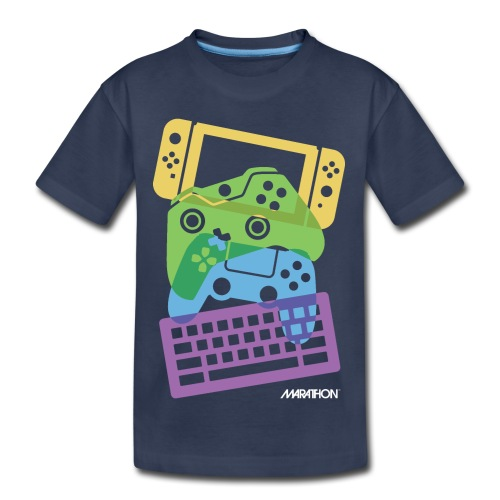 Cascading Controllers - Kids' Premium T-Shirt