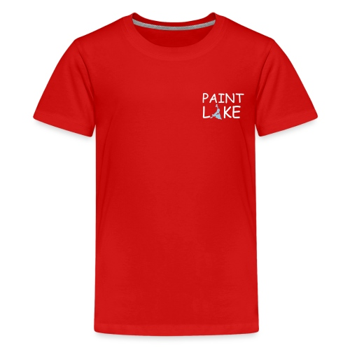 PaintLake copy - Kids' Premium T-Shirt