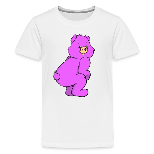 purple twerk - Kids' Premium T-Shirt