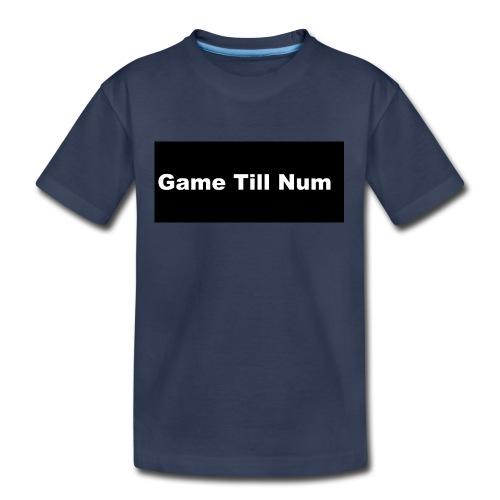 GAME TILL NUM - Kids' Premium T-Shirt