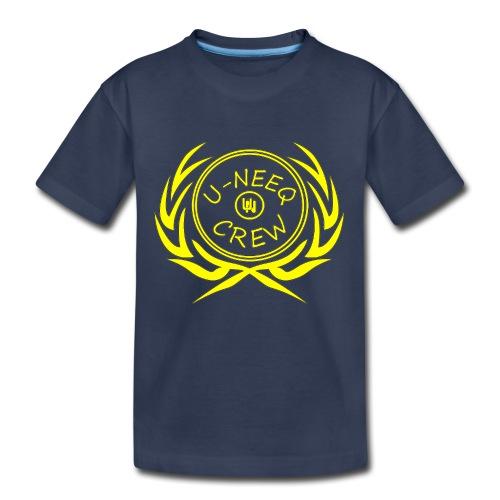 gold logo - Kids' Premium T-Shirt