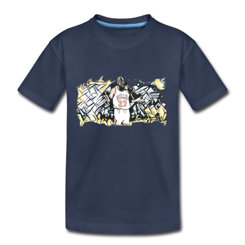 MJ - Kids' Premium T-Shirt