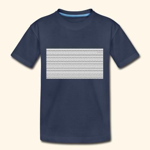SLICK SLACK POLY'S ON THE BACK - Kids' Premium T-Shirt