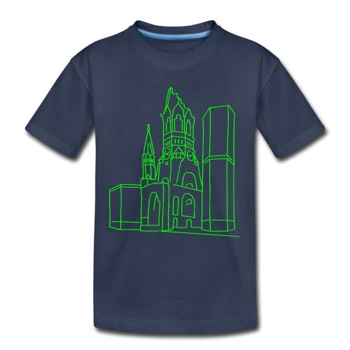 Memorial Church Berlin - Kids' Premium T-Shirt