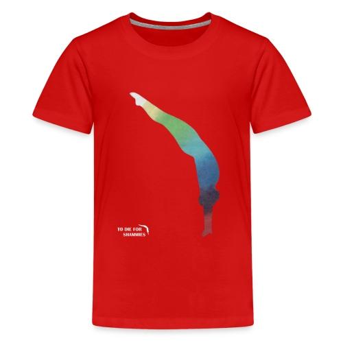 Back Dive - Kids' Premium T-Shirt