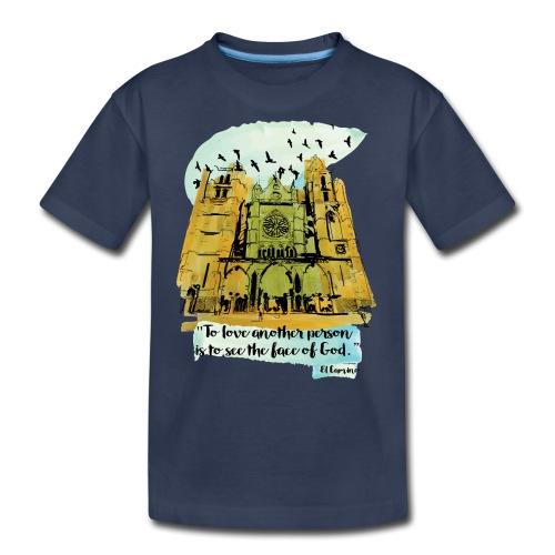 El camino - Kids' Premium T-Shirt