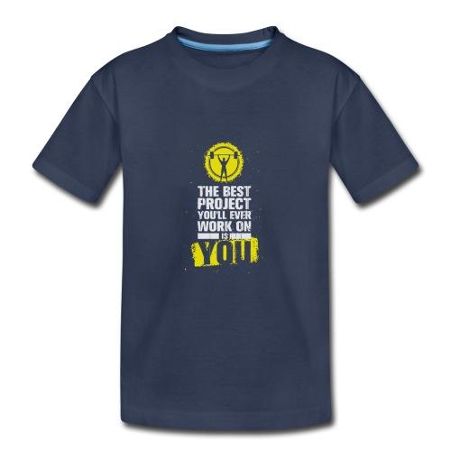 Gymfit - Kids' Premium T-Shirt