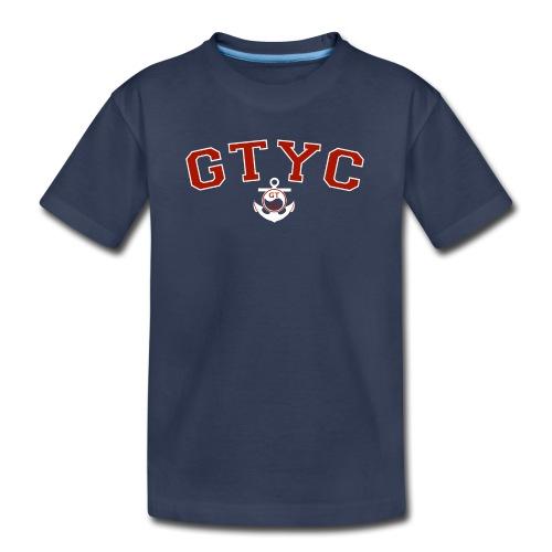 GTYCCollegiate - Kids' Premium T-Shirt